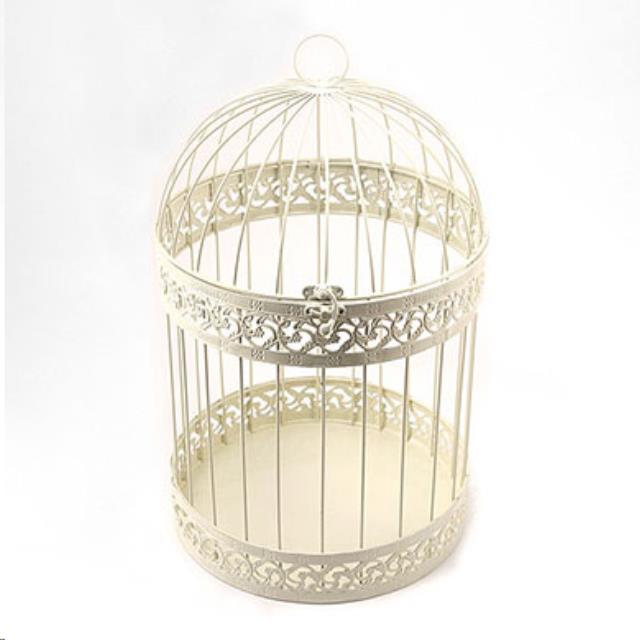 Where to find BIRDCAGE IVORY SMALL ROUND in Stevens