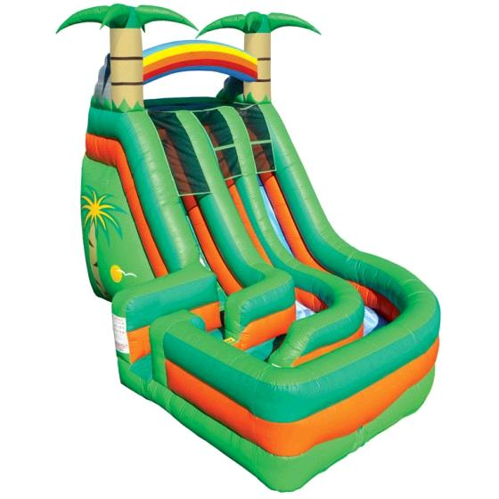 Where to find BOUNCE WATERSLIDE TROPICAL 17  HIGH in Stevens