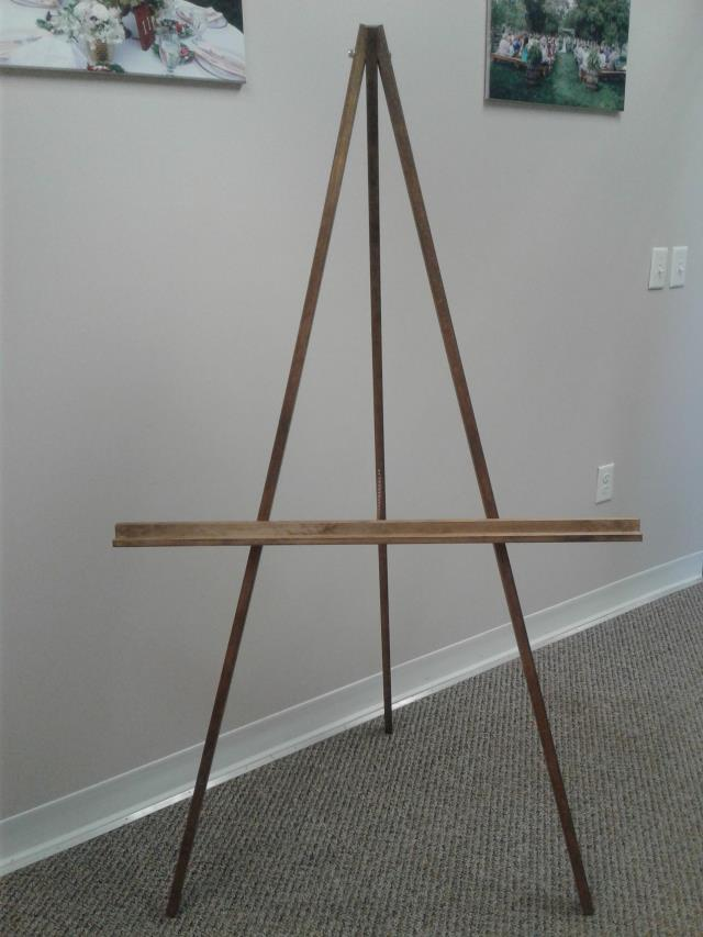 Where to find EASEL WOOD ANTIQUE in Stevens