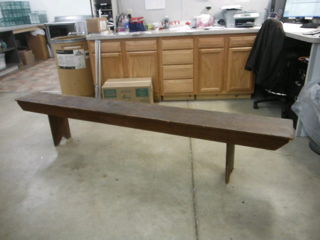 Where to find VINTAGE BENCH LG in Stevens