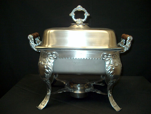 Where to find CHAFER DISH 5 QT SQ. CAMELOT in Stevens