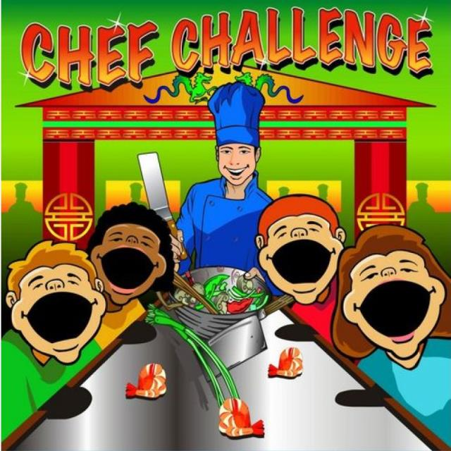 Where to find GAME CHEF CHALLENGE FRAME in Stevens