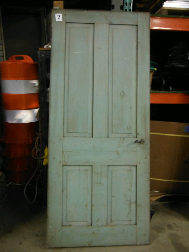 Where to find VINTAGE DOOR  02 BLUE W  WRITING in Stevens
