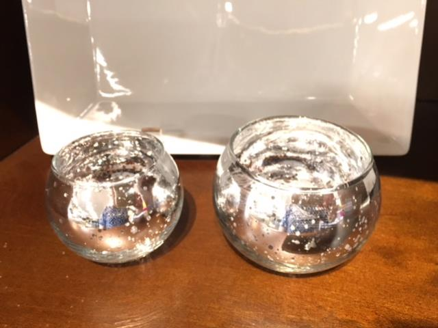 Where to find CANDLE HOLDER VOTIVE MERCURY LG in Stevens