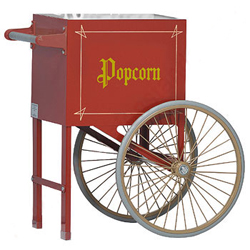 Where to find POPCORN CART in Stevens