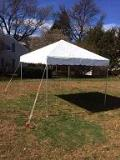Rental store for TENT 10X10 FRAME WHITE in Stevens PA