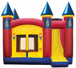 Where to find BOUNCE CASTLE COMBO in Stevens