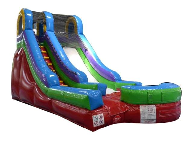 Where to find BOUNCE WATERSLIDE 15  HIGH in Stevens