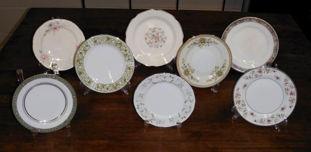 Where to find CHINA VINTAGE PLATE B B in Stevens