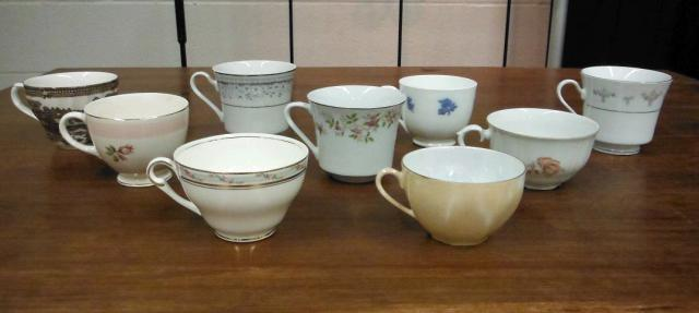 Where to find CHINA VINTAGE COFFEE TEA CUP in Stevens