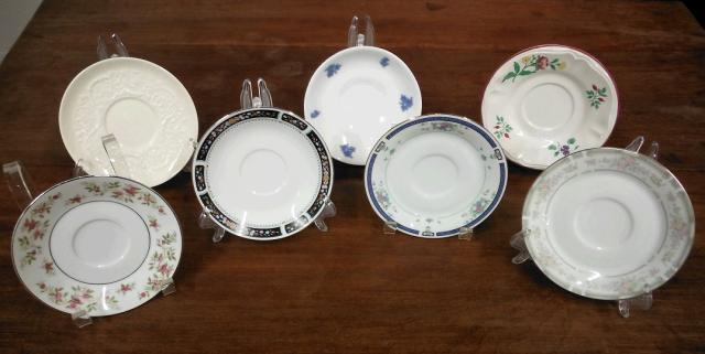 Where to find CHINA VINTAGE SAUCER in Stevens