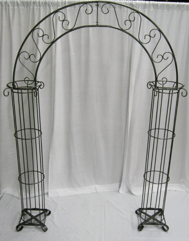Where to find ARCH BLACK ANTIQUE FINISH DOUBLE RING in Stevens