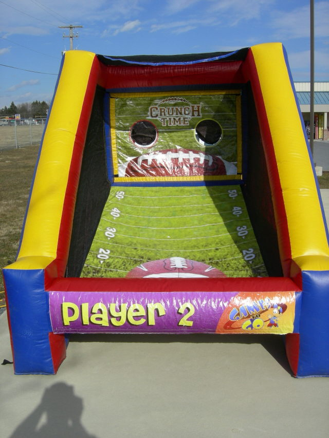 Where to find GAME INFLATABLE FOOTBALL in Stevens