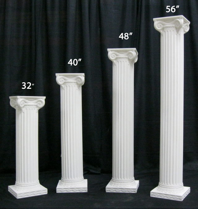 Where to find PILLARS STONE FINISH 56 in Stevens