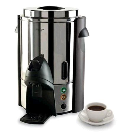 Where to find COFFEE MAKER 60 CUP in Stevens