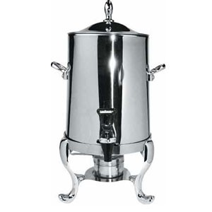 Where to find COFFEE URN SILVER 5 GAL in Stevens