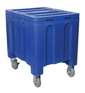 Where to find COOLER ICE CADDY W WHEELS in Stevens