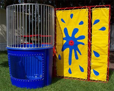 Where to find DUNK TANK in Stevens