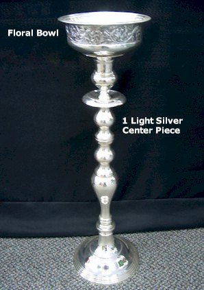 Where to find CANDELABRA SILVER 24  1 LT in Stevens