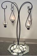 Rental store for CANDLE HOLDER BLACK TREE in Stevens PA
