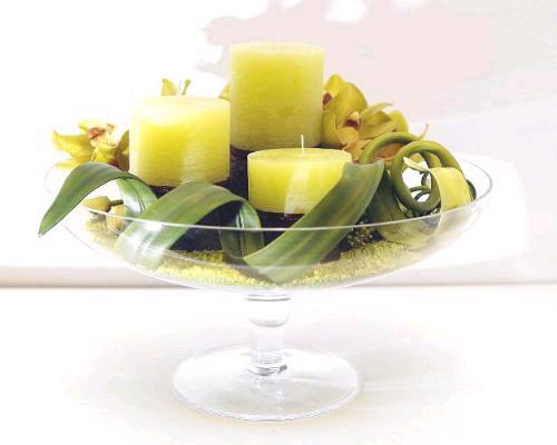 Where to find CENTERPIECE GLASS FRUIT BOWL in Stevens
