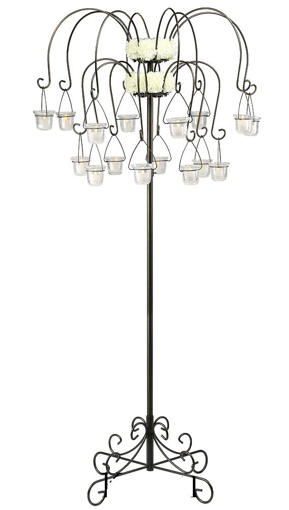 Where to find CANDELABRA TREE ANTIQU FINISH 16 LT in Stevens