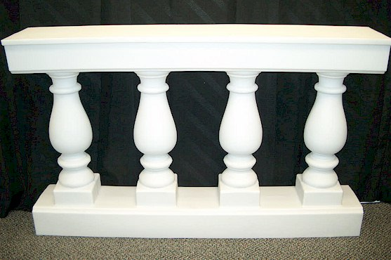 Where to find BALUSTRADE 48  L X 30  H in Stevens