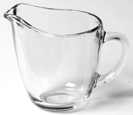 china clear glass creamer rentals pa where to
