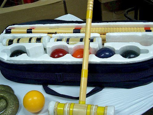 Where to find GAME CROQUET in Stevens