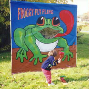 Where to find GAME FROGGY FLY FLING in Stevens