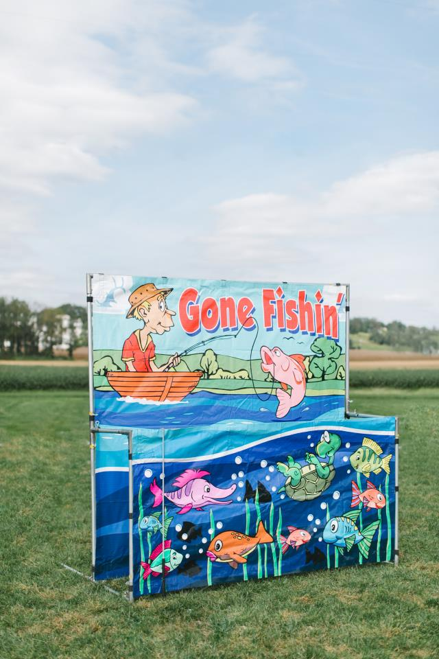 Where to find GAME GONE FISHIN  FRAME in Stevens