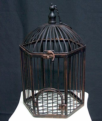 Where to find BIRDCAGE ANTIQUE  FINISH in Stevens