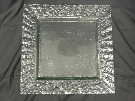 Where to find TRAY GREEN GLASS SQUARE in Stevens