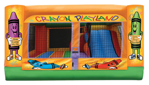 Where to find BOUNCE PLAYLAND CRAYON in Stevens