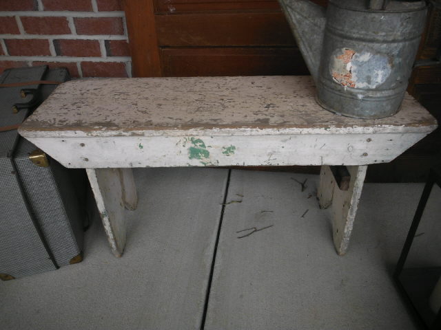 Where to find VINTAGE BENCH SM in Stevens