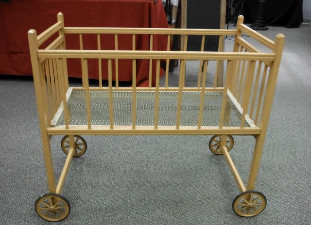 Where to find VINTAGE CRIB  decoration only in Stevens