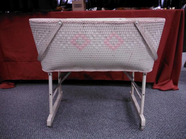 Where to find VINTAGE BASSINET decoration only in Stevens