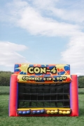Rental store for GAME INFLATABLE CONNECT 4 in Lebanon PA